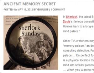 Ancient Memory Secret