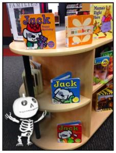 bonhomme with jack books
